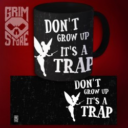 Don't grow up - mug 330 ml
