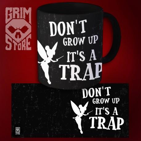 Don't grow up - mug 330 ml