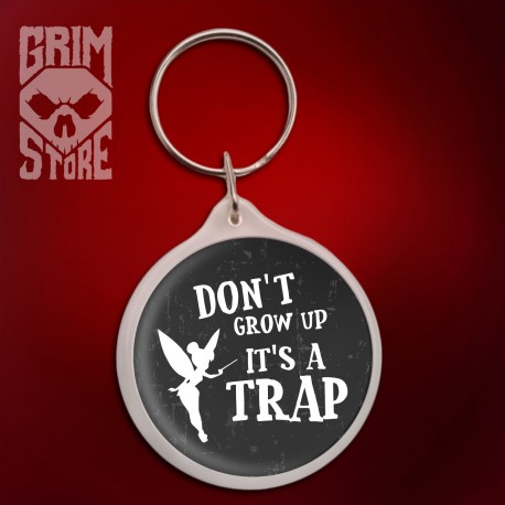 Don't grow up - pendant