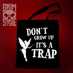 Don't grow up - eco bag