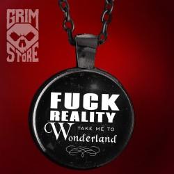 Fuck reality - biżuteria