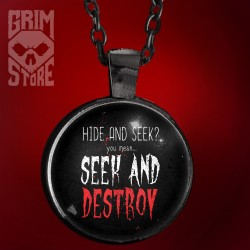 Seek and Destroy - jewellery
