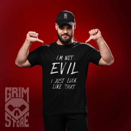 I'm not Evil - koszulka