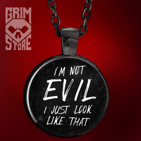 I'm not Evil - jewellery