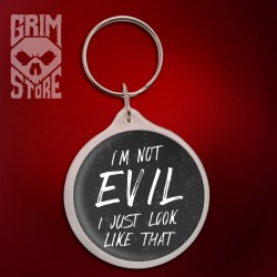 I'm not Evil - pendant
