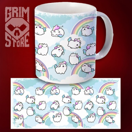 Cute Unicorns - mug 330 ml