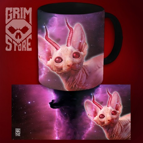 Horned Sphinx - mug 330 ml