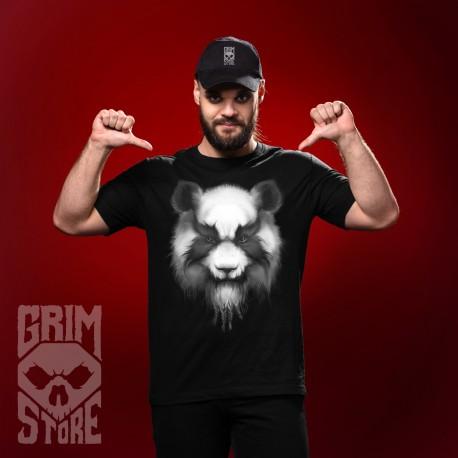 Heavy Metal Panda - teeshirt