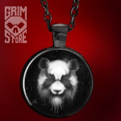 Heavy Metal Panda - jewellery