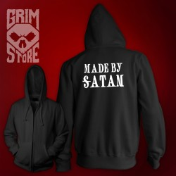 Made by Satan - thin hoodie