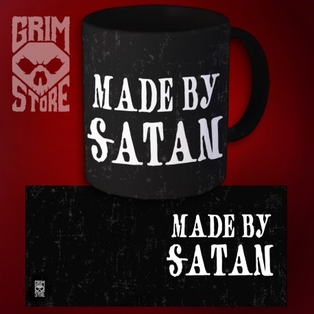 Made by Satan - mug 330 ml