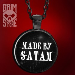 Made by Satan - biżuteria