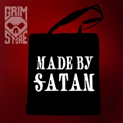 Made by Satan - eco bag