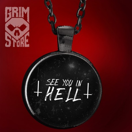 See You in HELL - jewellery