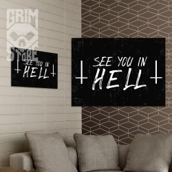 See You in HELL - poster