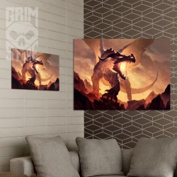Fire Dragon - poster