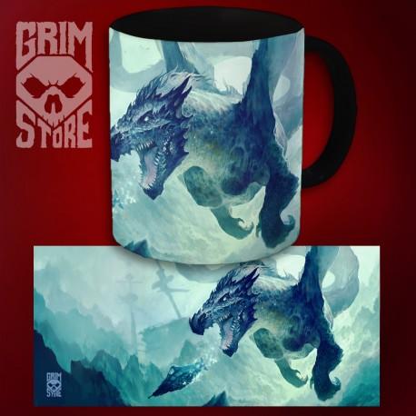 Underwater Dragon - mug 330 ml