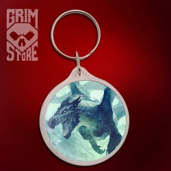 Underwater Dragon - pendant