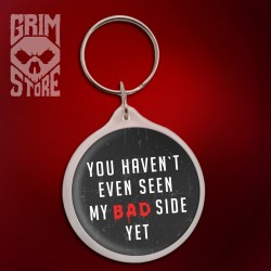 You haven't seen my bad side yet - pendant