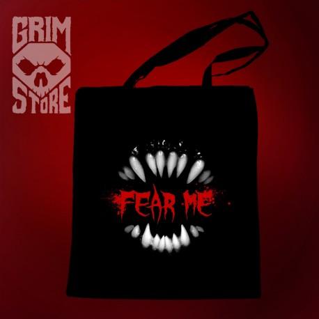Fear me - eco bag