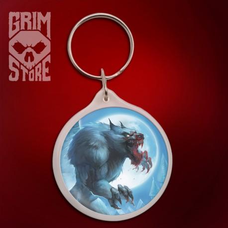 Werewolf  - pendant