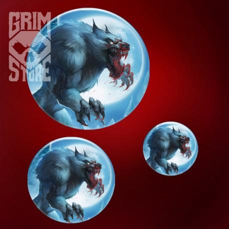 Werewolf  - pin
