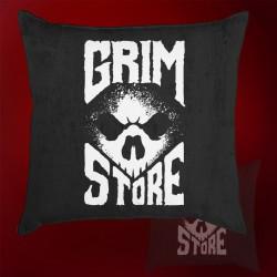 Grimstore Logo- pillow