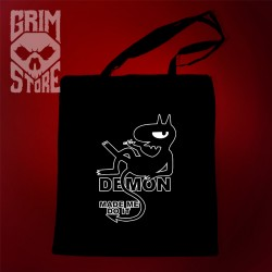 Demon made me do it - eco bag