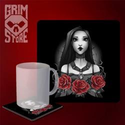 Pocahontas - mug coaster
