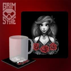 Ariel - mug coaster