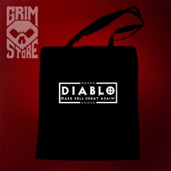 Vote for Diablo - eco bag