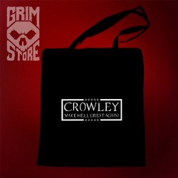 Vote for Crowley - eco bag
