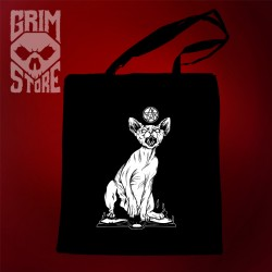Demonic summoning - eco bag