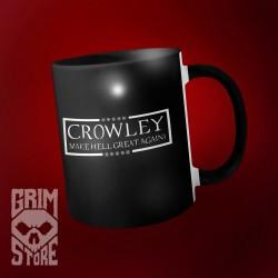 Vote for Crowley  - mug 330 ml