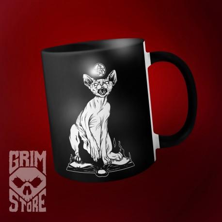 Demonic summoning  - mug 330 ml
