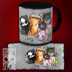 Kitties of apocalypse - mug 330 ml