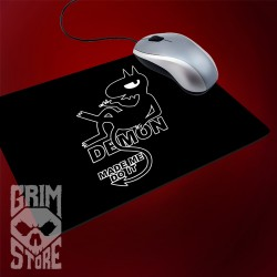 Demon made me do it - mousepad