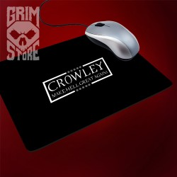 Vote for Crowley - mousepad