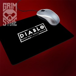 Vote for Diablo - mousepad