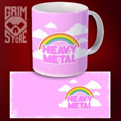 Cute Heavy Metal - mug 330 ml
