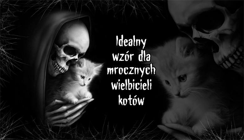 Śmierć z kotkiem